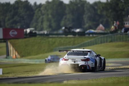 #25 BMW M6 GTLM, BMW Team RLL, VIR