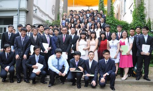 FH Lübeck verabschiedete 69 chinesische Studierende des 8. Jahrgangs des Deutsch-chinesischen Studienmodells
