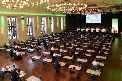 GVV Mitgliederversammlung Gürzenich Köln