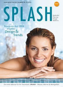 SPLASH Magazin 2014