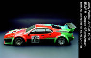 The BMW Art Car Collection