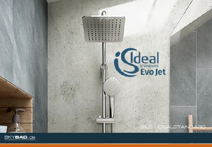 Ideal Standard Idealrain Evo und Evo Jet