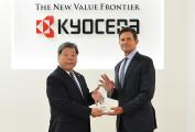 Kyocera Preisverleihung