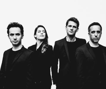 Quatuor Ébène s/w / Copyright: Julien Mignot