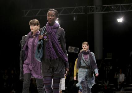 Zehn Prozent mehr Besucher kommen zu den Igedo Fashion Fairs Düsseldorf
