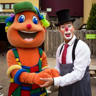 Zirkustag mit Circus Maximum am 26. Juli in Kernie's Familienpark