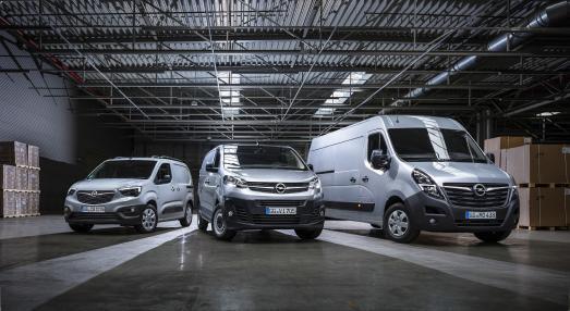 Opel Combo Vivaro Movano
