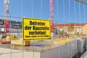 """Die Entwicklung der Bauwirtschaft in der """"Mutter aller Rezessionen"""" - Normale Rezession oder Vollbremsung?"""