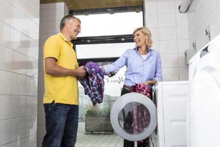 Der Waschraum - Zwischendurch ein sehr beliebter Platz um sich Auszutauschen oder kennen zu lernen