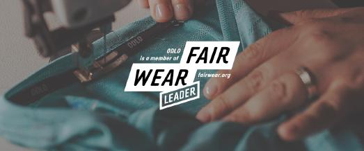 ODLO erhält zum sechsten Mal in Folge den Fair Wear Leader-Status