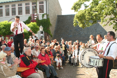Jazz, Barock, Pop und Party