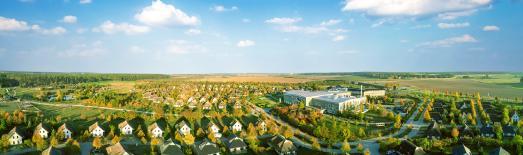Luftbild Van der Valk Resort Linstow / Bildmotiv / Bildrecht: Van der Valk Resort Linstow GmbH