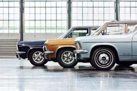 Opel KAD Baureihe B, 1969 – 1977