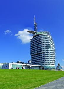 Das Atlantic Hotel Sail City ist für den Bremer Umweltpreis 2017 nominiert