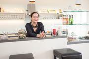 Bircan Hutgens in ihrem neuen Café