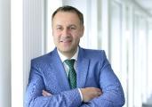 Eberhard Sautter, Vorstandsvorsitzender HanseMerkur (Fotografin: HanseMerkur / Michaela Kuhn)