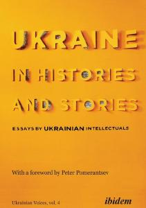 Cover_Ukraine in histories and stories