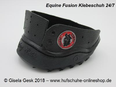 Gisela Gesk Der Equine Fusion Klebeschuh 24/7