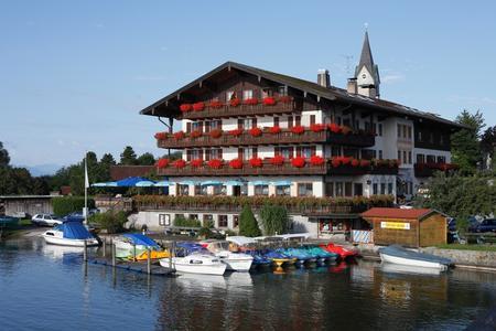 Das SeeHotel Wassermann - Seebruck