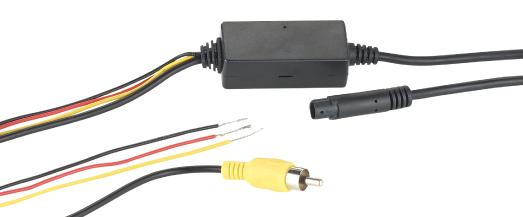 NavGear Mini-HD-Dashcam MDV-1600.av mit G-Sensor, WLAN und Smartphone-App