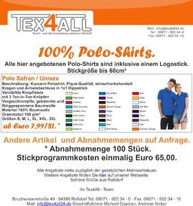 Polo Safran / Unisex