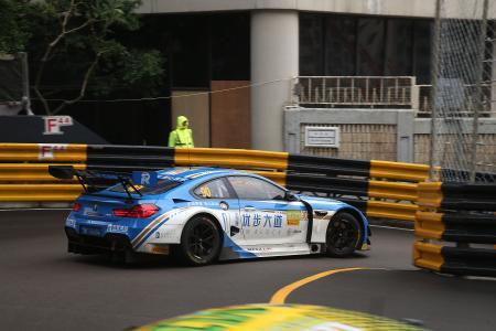Chaz Mostert, BMW M6 GT3, FIST - Team AAI, FIA GT World Cup, Macau