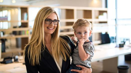 Erfolgreiche Geschäftsfrauen zum Weltfrauentag