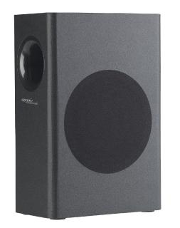 ZX 1727 03 auvisio 2.1 Soundbar und externer Subwoofer