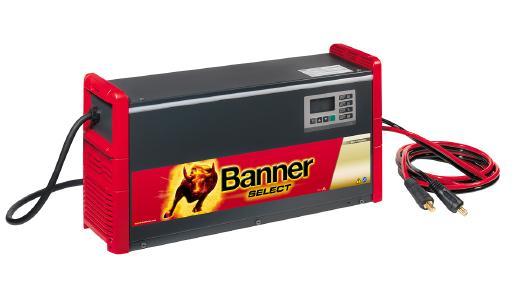 Effizienzsteigernd, kostensparend und nachhaltig: die Ladetechnik Banner SELECT mit Active Inverter Technologie von Banner Batterien