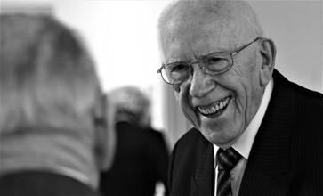 Dr. h.c. Manfred Böttcher / © ThHF   Tobias Koch