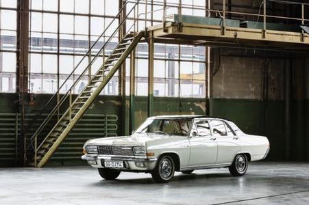 Opel Admiral A: Eleganz und V8-Power vom Feinsten aus dem Jahr 1965