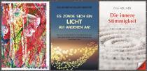 Buchtipp zu Weihnachten: Krafttexte - Lesestoff für Achtsamkeit und Sensibilität