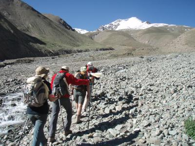 Pressebild Trekking Indien