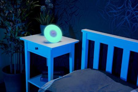 viel mehr als ein gadget led licht wecker nicht nur f r. Black Bedroom Furniture Sets. Home Design Ideas
