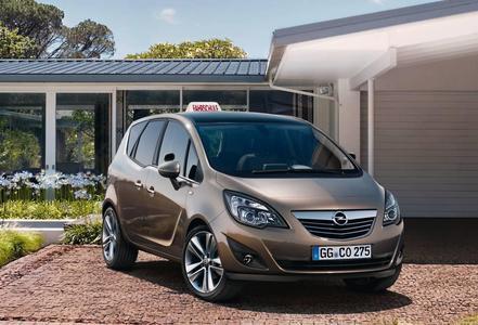 """Speziell für Fahrschulen gibt es jetzt den neuen Opel Meriva in den Ausführungen """"Drive"""" und """"Drive Premium"""""""