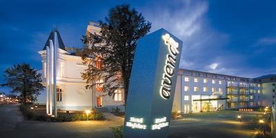 Die beliebte »Gans to go« gibt es zur Weihnachtszeit im avendi-Hotel Bad Honnef.
