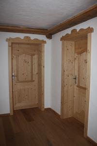 Türen + Detail, Foto : Berggasthof Haidenberg