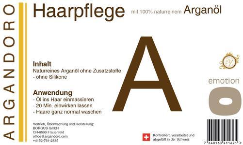 Auf der Sonnenseite der Natur - ARGANDORO-Manufaktur mit neuem Haaröl