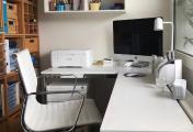 Schon die halbe Miete für einen angenehmen Start in den Arbeitstag? Ein gepflegtes Büro.