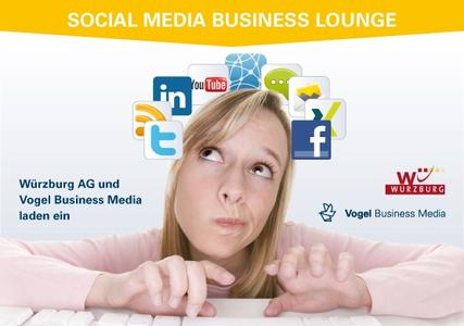 Logo Social Media Business Lounge