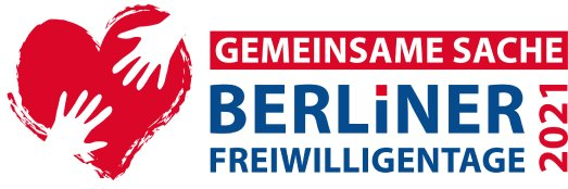 """Logo von """"Gemeinsame Sache - Berliner Freiwilligentage"""""""