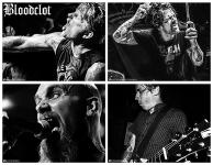 BLOODCLOT (featuring current and former members of the Cro-Mags, Queens of the Stone Age, Danzig) signs worldwide deal with Metal Blade Records