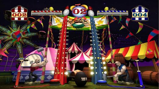 Funfair Party