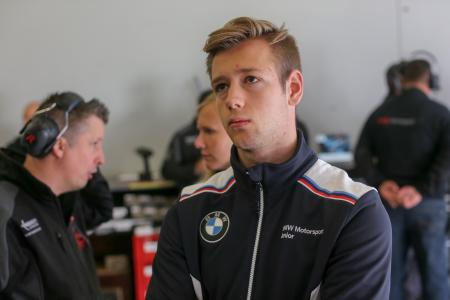 BMW Motorsport Junior Dennis Marschall, VLN, Nürburgring