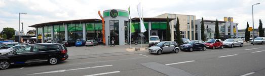 Firmengebäude L&S - Vertical Ride