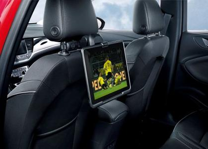 Reason to celebrate: Opel OnStar customers can enjoy their favorite club's matches even when they are on the road thanks to the powerful Wi-Fi Hotspot