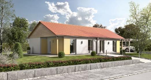 Das Glückswelthaus 61 (Bild: Town & Country Haus Lizenzgeber GmbH)