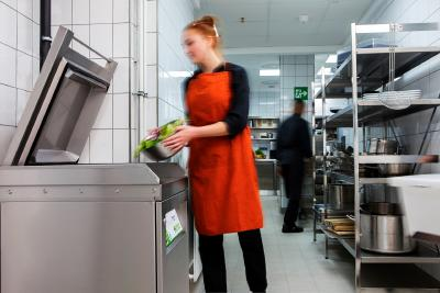 Internorga 2019 - Meiko Green Waste Solutions zieht Bilanz
