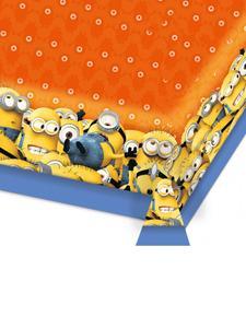 Minions Tischdecke Party-Deko bunt 120cm x 180cm
