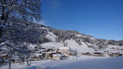 Winterlandschaft Oberau